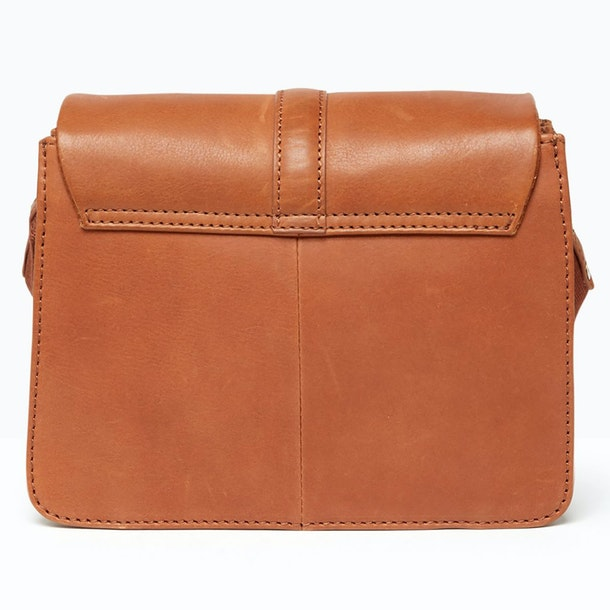 Joules Wimbourne Suede Saddle Bag