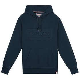 Hunter Original Hoodie Pullover - Navy