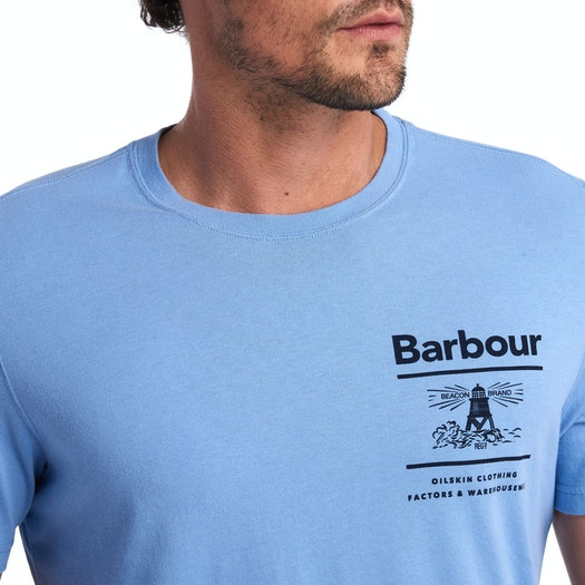 Barbour Chanonry T Shirt
