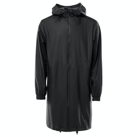 Rains Ultralight Parka Waterproof Jacket - Black