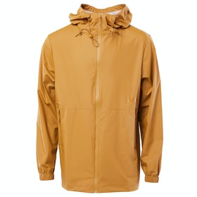 Rains Ultralight Waterproof Jacket - Camel