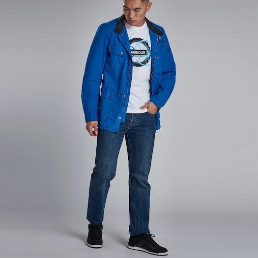 Barbour International Coloured Duke Wax Jacket