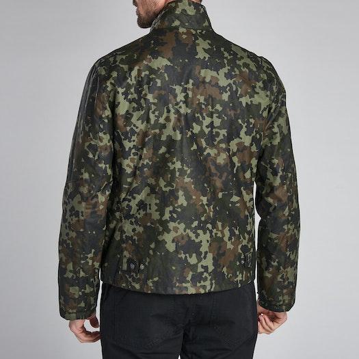 Barbour International Brampton Wax Jacket