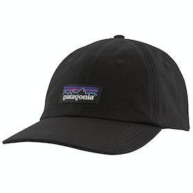 Patagonia P-6 Label Trad , Cap - Black