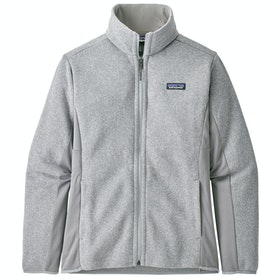 Patagonia Lightweight Better Sweater Damen Fleece - Feather Grey
