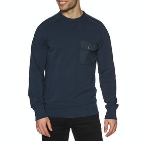 Maglione Parajumpers Grady - Blue Black