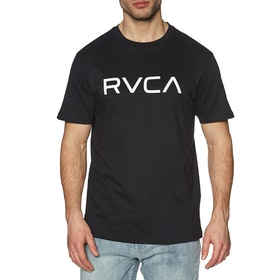 RVCA Big Rvca Short Sleeve T-Shirt - Black