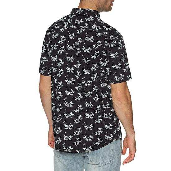 RVCA Easy Palms Short Sleeve Shirt