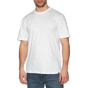 Element Basic Crew Short Sleeve T-Shirt - Optic White