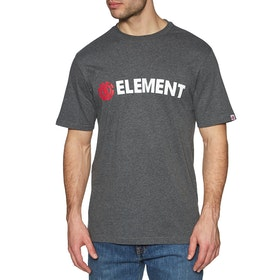 Element Blazin Short Sleeve T-Shirt - Charcoal Heather