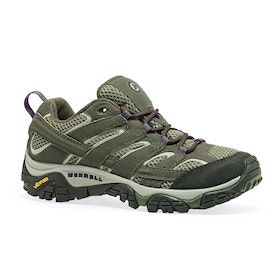 Merrell Moab 2 Vent Womens Walking Shoes - Olive