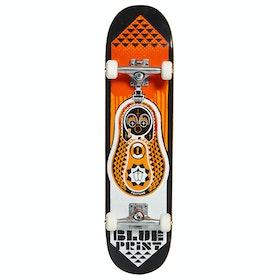 Skateboard Enfant Blueprint Babushka - Orange