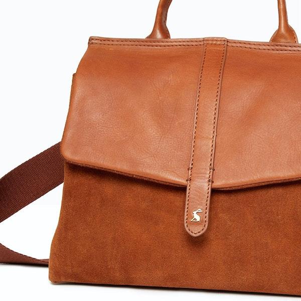 Joules Molton Suede Женщины Дамская сумка