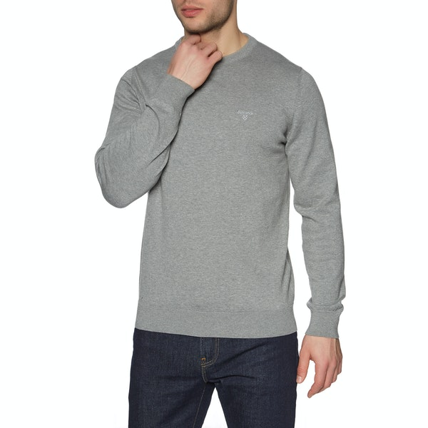 Barbour Pima Cotton Crew Neck Men's Sweater