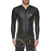 Billabong 1mm Revolution Tyler Warren Front Zip Wetsuit Jacket