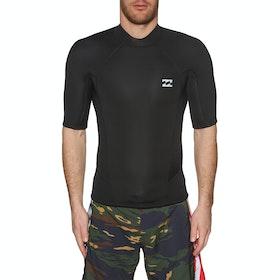 Billabong 202 Absolute Ss Jkt Wetsuit Jacket - Black