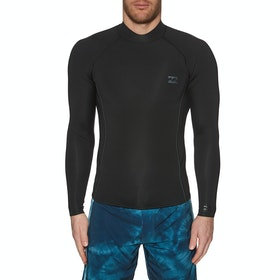 Billabong 202 Revo Interchge J Wetsuit Jacket - Black