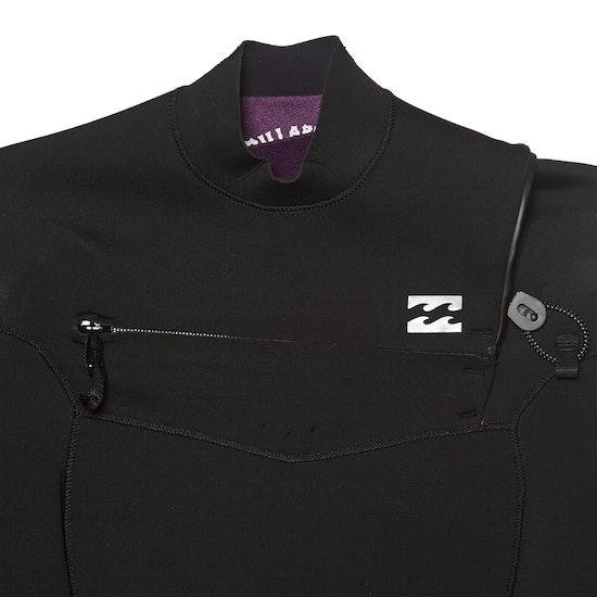 Billabong 3/2mm Furnace Absolute Chest Zip Wetsuit