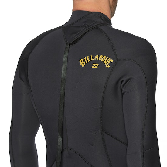 Billabong 4/3mm Furnace Absolute Back Zip Wetsuit