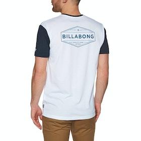 Billabong Liner Short Sleeve Surf T-Shirt - White