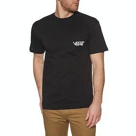 Vans Rowan Zorilla Skull Short Sleeve T-Shirt - Black