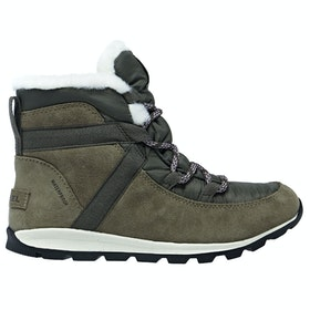 Sorel Whitney Flurry Boots - Sage