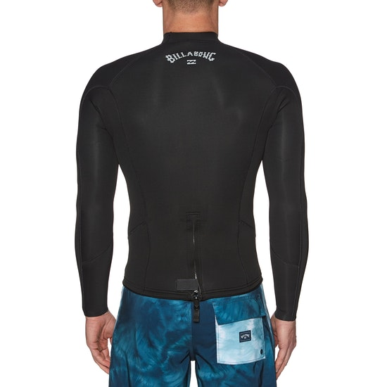 Billabong 2mm Absolute Comp Long Sleeve Wetsuit Jacket