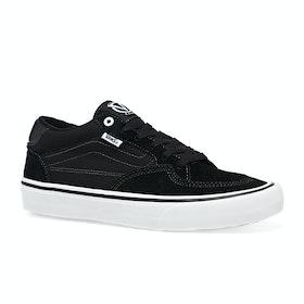 Vans Rowan Pro , Skor - Black White