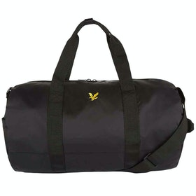 Worek marynarski Lyle & Scott Vintage Lightweight Barrel - True Black