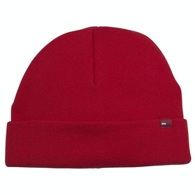 Tommy Jeans Flag Short Women's Beanie - Flame Scarlet