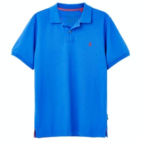 Joules Woody Classic Poloshirt - Blue