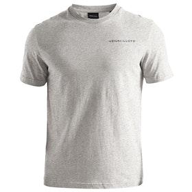 Henri Lloyd Rwr , Kortermet t-skjorte Menn - Grey Melange