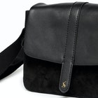 Joules Wimbourne Suede Dame Saddle Bag