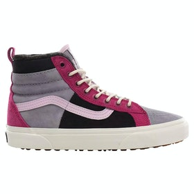 Vans Sk8 Hi 46 MTE DX MTE Ladies Trainers - Lilac Grey Obsidian
