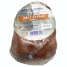 Bloque para lamer Dodson and Horrell Salt Stone - Natural