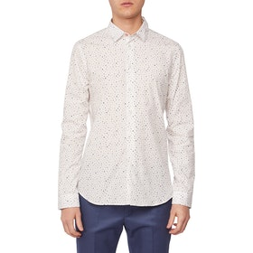 Paul Smith Slim Fit Shirt - White