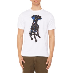 Paul Smith Dalmation Short Sleeve T-Shirt - White