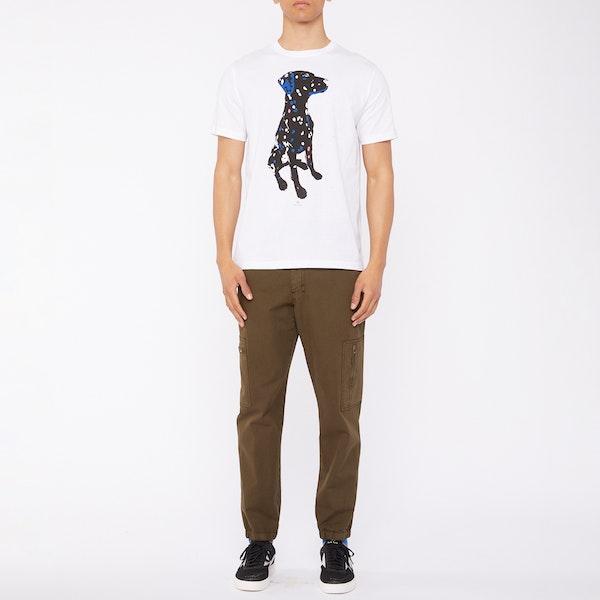 Paul Smith Dalmation Short Sleeve T-Shirt