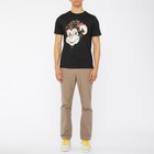 T-Shirt de Manga Curta Paul Smith Monkey