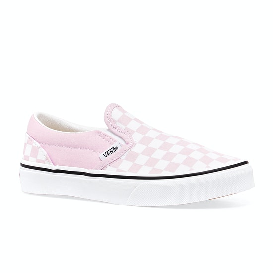 Vans Classic Slip On Youth Kids Shoes