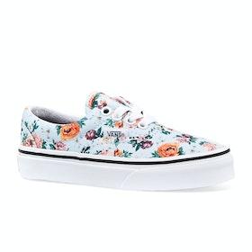 Chaussures Enfant Vans Era - (Garden Floral) True White