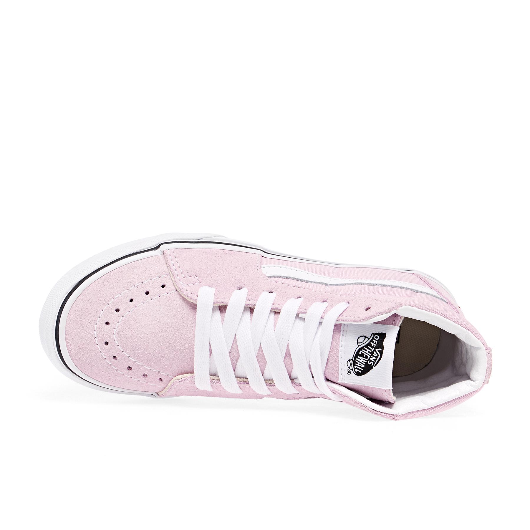 Vans Sk8 Hi Youth Kids Shoes - Free