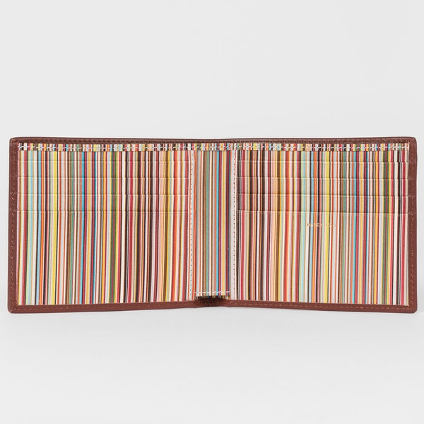 Paul Smith Signature Stripe Interior Billfold Peněženka