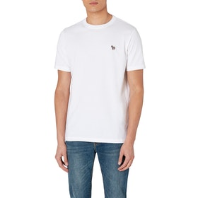 Paul Smith Zebra Short Sleeve T-Shirt - White