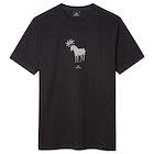 Paul Smith Halo Zebra T-Shirt Korte Mouwen