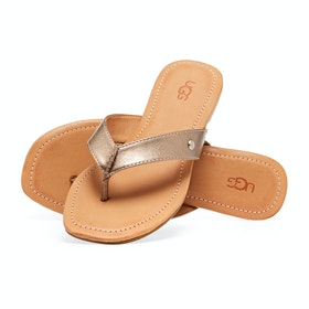 Sandales UGG Tuolumne - Light Bronze