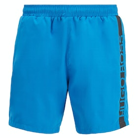 BOSS Dolphin Swim Shorts - Blue