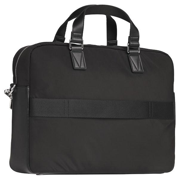 Tommy Hilfiger Clean Nylon Computer Men's Messenger Bag