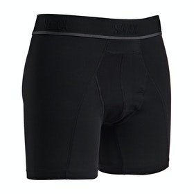 Saxx Underwear Kinetic Hd Brief Boxer Shorts - Blackout
