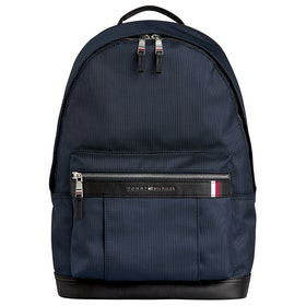Borsone Uomo Tommy Hilfiger Elevated Nylon - Sky Captain